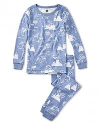 Up and Away Print Pajamas