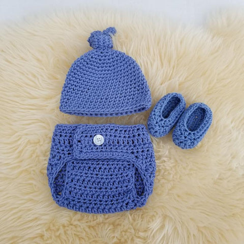 Knot Hat Set