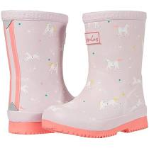 Pink Unicorn Print Welly