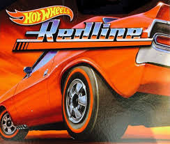 Hot Wheels Redline