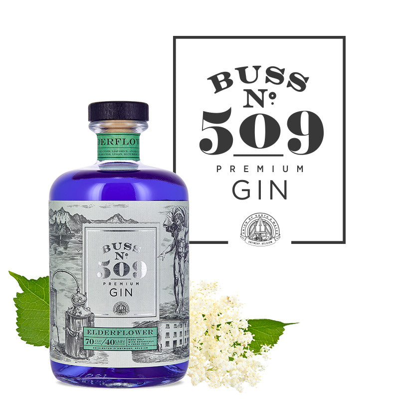 BUSS N°509 GREEN MILE
