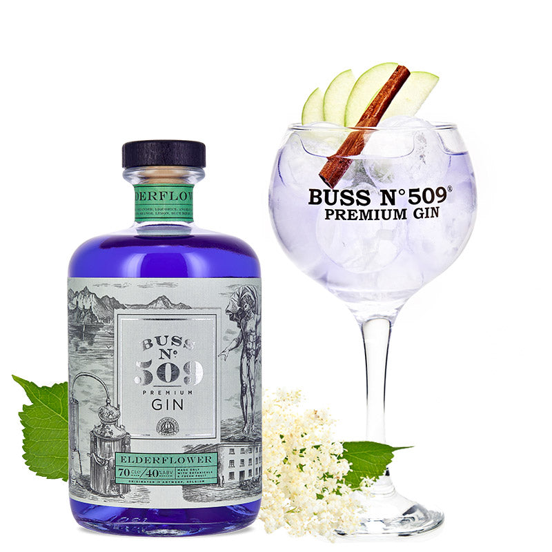 BUSS N°509 ELDERFLOWER PERFECT SERVE