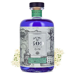 BUSS N°509 ELDERFLOWER - Tonic Match