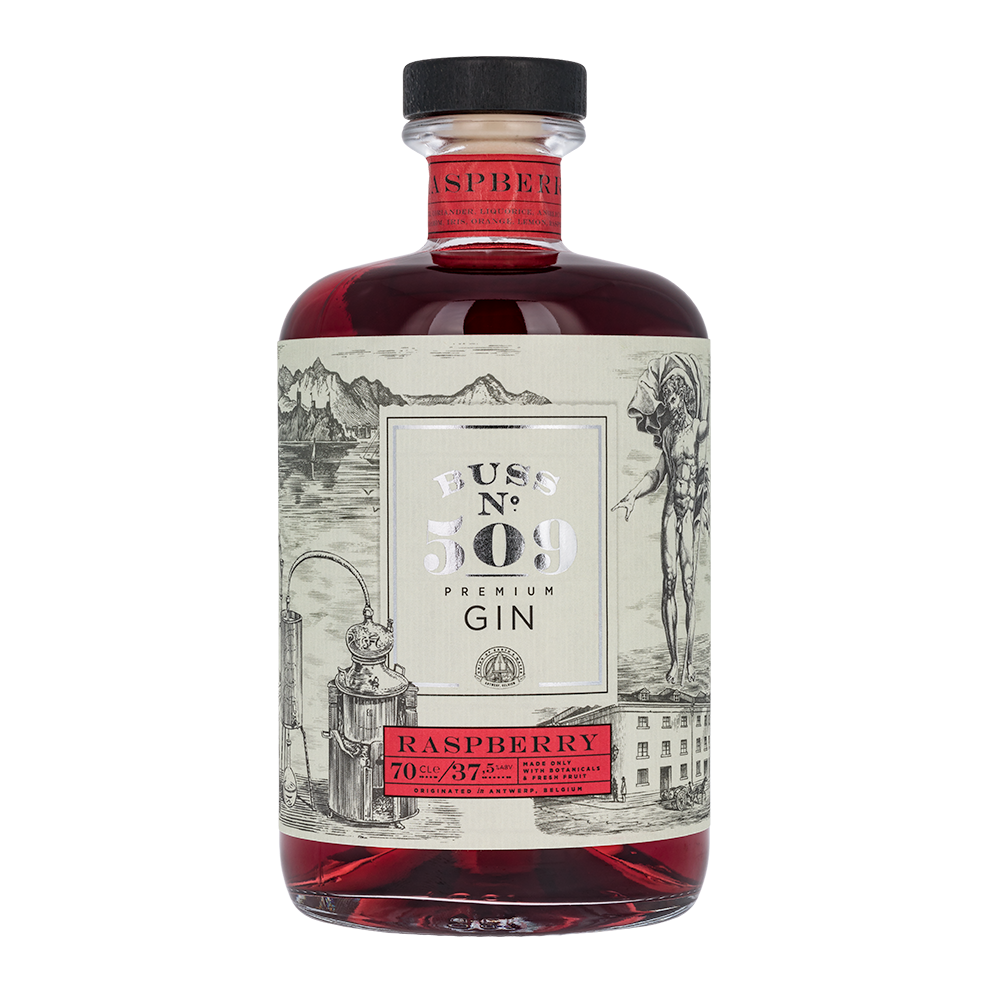 Load image into Gallery viewer, BUSS N°509 - RASPBERRY GIN