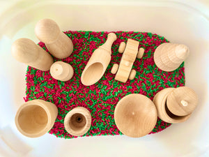 Holiday Montessori kit