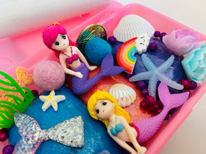 Mermaid Wonder Mini dough Kit