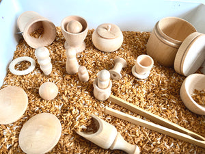 Montessori Tools kit