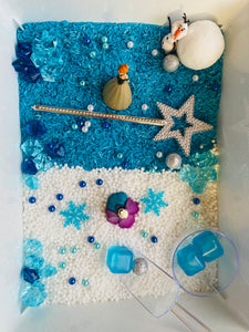 Frozen Sensory Play Bin (Small)