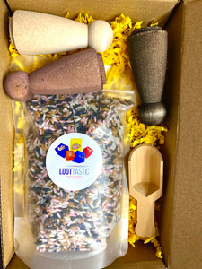 """We are one"" Sensory Box"