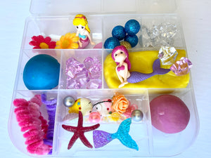 Mermaid dough kit (Mini) RTS