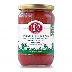 1932 BY MENU: Pomodorina with Fresh Basil Pasta Sauce, 24 oz