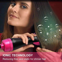 Load image into Gallery viewer, 4 IN 1 ONE-STEP HAIR DRYER & VOLUMIZER