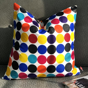 Funtime BK- African Print Pillow Cover