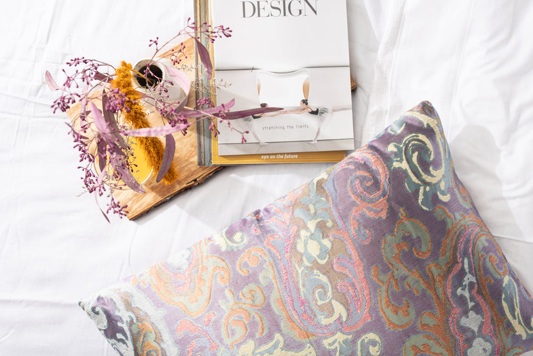 Paisley Dream Queen Pillow
