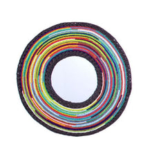 "Load image into Gallery viewer, 12"" Maasai Necklace Mirror"