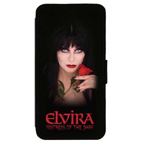 Elvira Rose Samsung Flip Wallet Phone Case