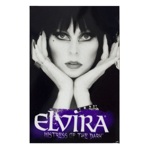 Elvira 80'S Hands Magnet