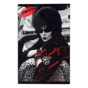 Elvira Yours Cruelly Photo Magnet
