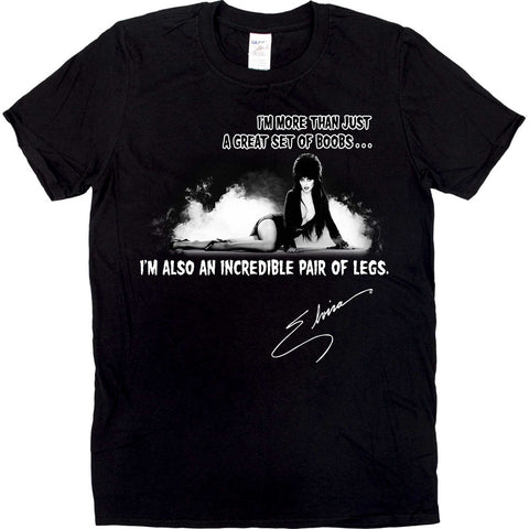Elvira More Than Mens Tshirt