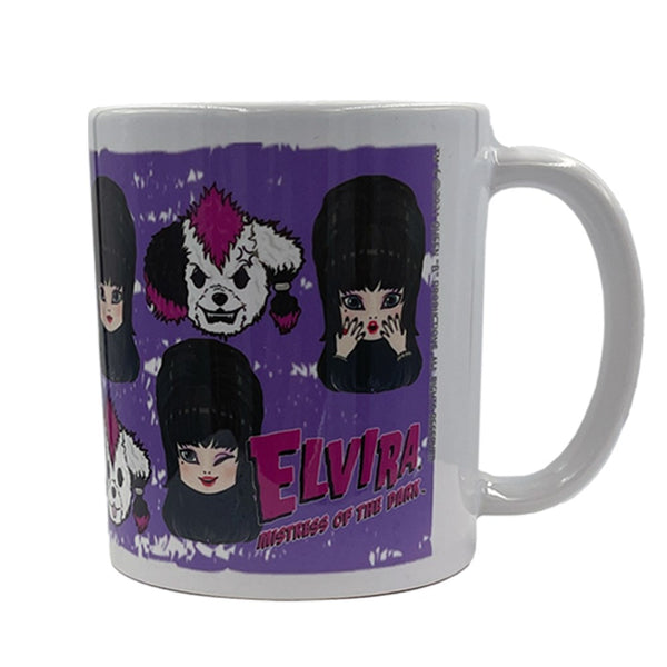 Elvira Cuties Critter 11oz Mug