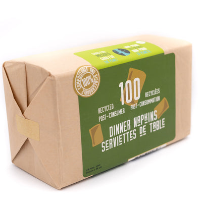 Greenlid's Recycled Paper Napkins