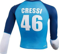 Cressi YOUNG LONG SLEEVE RASH GUARD, Boys Girls Rash Guard for Swimming, Surfing, Diving - Cressi: Quality Since 1946