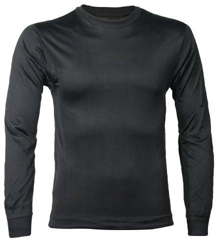 Terramar Men's Thermasilk Tall Crew Neck Top