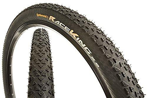 "Continental Mountain Bike ProTection Tire - Black Chili, Tubeless, Folding Handmade MTB Performance Tire (26"", 27.5"", 29"")"