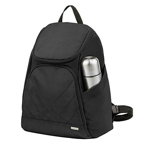 Travelon Backpack,Black,One Size