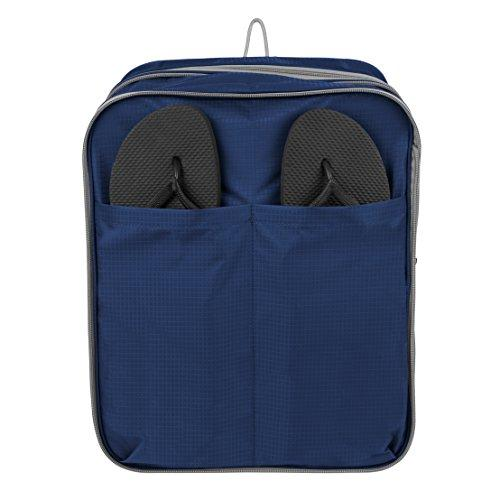 Travelon Expandable Packing Cube, Royal Blue