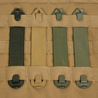 BLACKHAWK! Speed Clips (6-Pack #3), Foliage Green