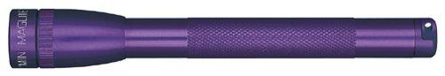 Maglite Mini Incandescent 2-Cell AAA Flashlight, Purple