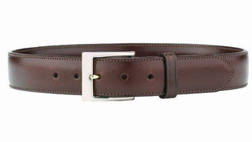 Galco SB3-36H Dress Belt, 36, Havana Brown