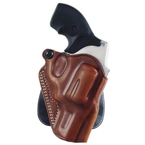 Galco Speed Paddle Holster for Ruger SP101 2 1/4-Inch (Tan, Right-hand)