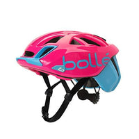 Bolle The One Base Pink Blue 58-62cm 31594 Click-to-Fit Cycling Helmet