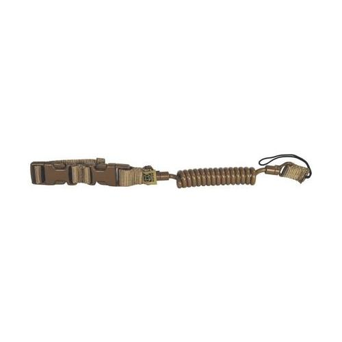 GemTech Tactical Pistol Lanyard, Coyote Brown
