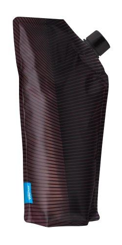 Vapur - AfterHours 750 mL BPA Free Foldable Flexible Wine Bottle (Maroon)