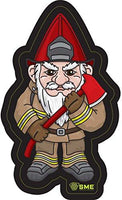 SME Patch Firefighter Gnome