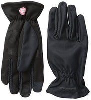 Manzella Men's Silkweight Windstopper Ultra Touch Gloves