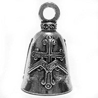 Guardian This Bike Protected Motorcycle Biker Luck Gremlin Riding Bell or Key Ring