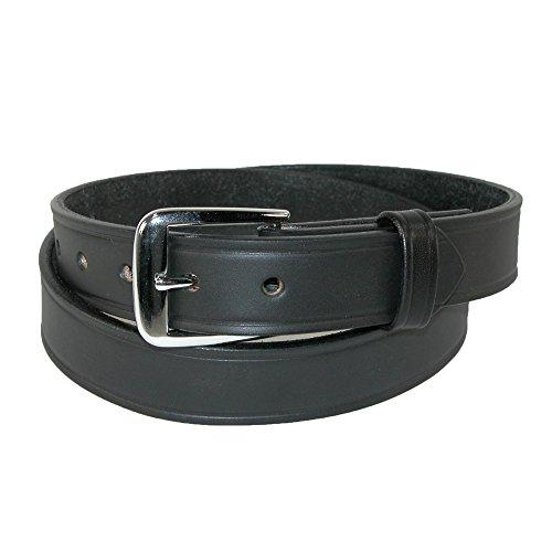 Boston Leather Men's Leather 1 1/4 inch Sports Officials Belt