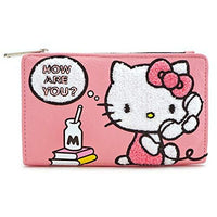 Loungefly Hello Kitty Telephone Flap Wallet