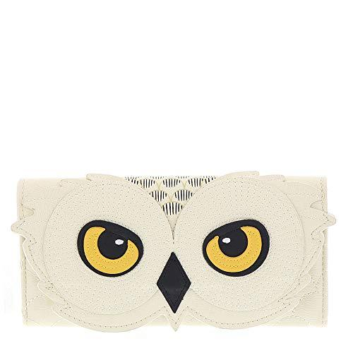 Loungefly x Harry Potter Compatible Hedwig Owl Tri-Fold Wallet