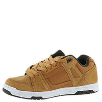 DC Shoes Mens Shoes Stag Leather Shoes for Men 320188