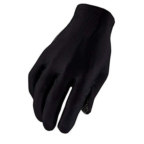 Supacaz SupaG Full Finger Cycling Gloves (Blackout, L)