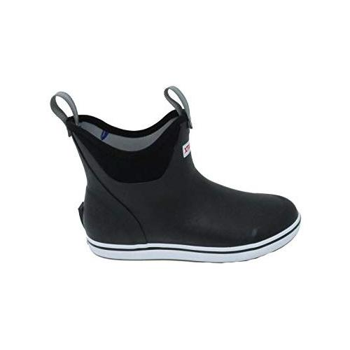 "XTRATUF Performance Series 6"" MenÕs Full Rubber Ankle Deck Boots"