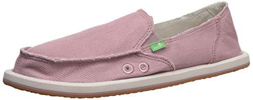 Sanuk Women's Donna Hemp Loafer Flat