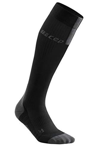 MenÕs Athletic Compression Run Socks - CEP Tall Socks for Performance
