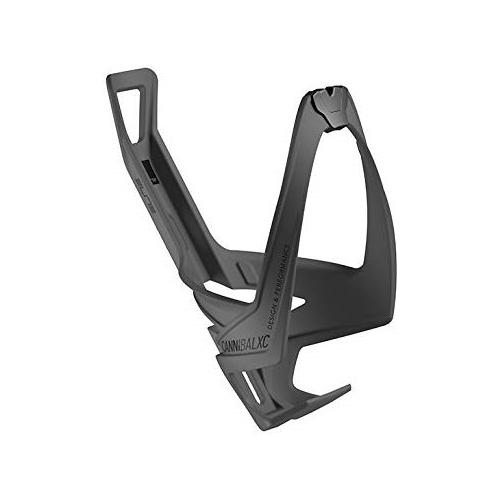 Elite Cannibal Xc Skin Soft Touch With Graphic Bottle Cage, Black