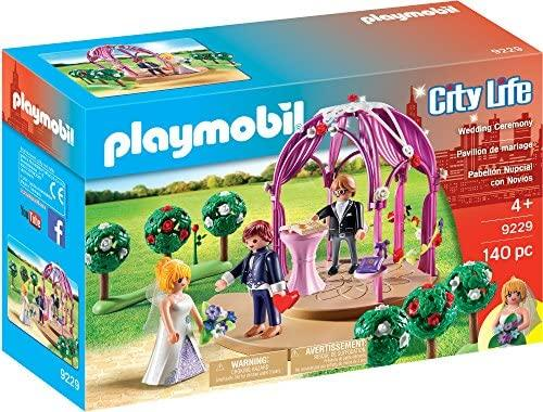 PLAYMOBIL Wedding Ceremony Building Set